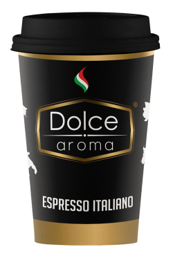 dolce aroma paper cup
