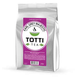 totti tea earl grey majestic