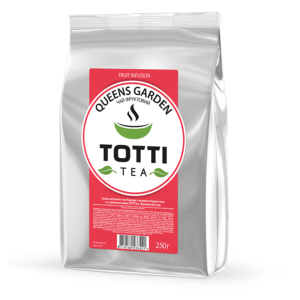 totti tea queens garden