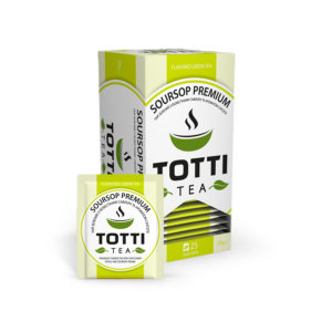 totti tea soursop premium