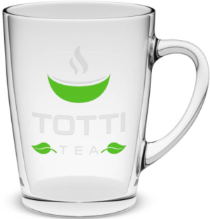 totti tea glass cup
