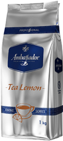 ambassador tea lemon