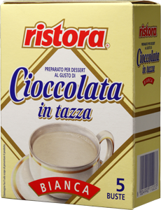 ristora white chocolate