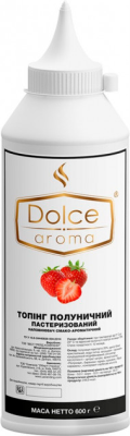 dolce aroma top strawberry